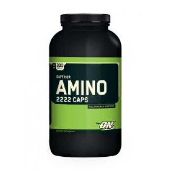 Super Amino 2222 300 капс ON