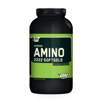Super Amino 2222 softgels 300 ON