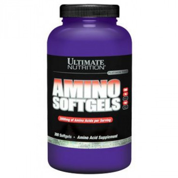 Amino Softgels 300 gels Ultimate