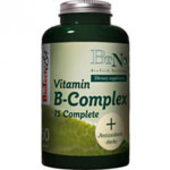 B-Complex 75 Complete 60 tabs BioTech