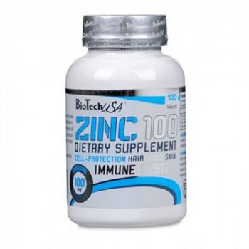 Zink 100 100tab Biotech