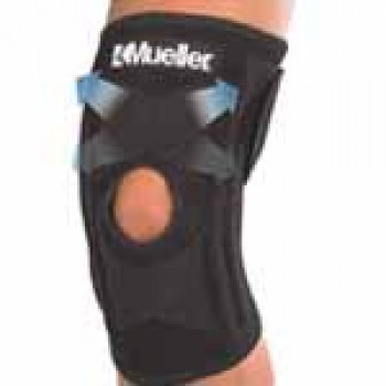 56427 Стабилизатор колена Self-Adjusting Knee Stabilizer, One size, Black