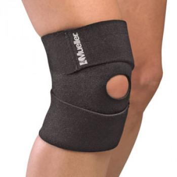58677 Компактный фиксатор колена Compact Knee Support,  Black, One size