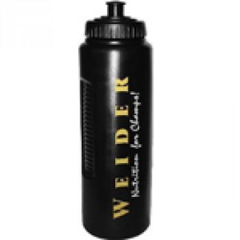 Бутылка 1,0л Weider black