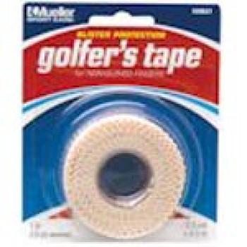 430631 Эластичный тейп для гольфа Colfer's Tape (2,5см х 4,5м), белый