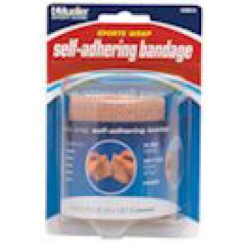 430613 Самофиксирующаяся поддерживающая повязка Sports Wrap (7.6см х 4.5м)