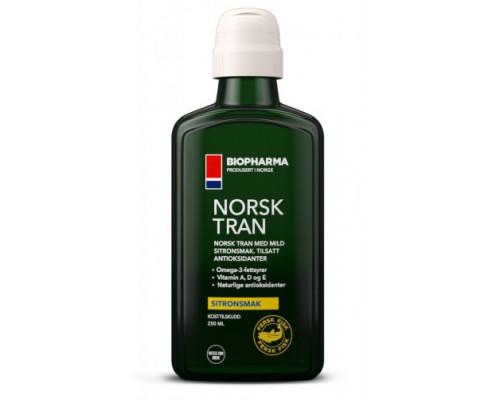 Omega-3 250 ml Norsk Tran Biopharma