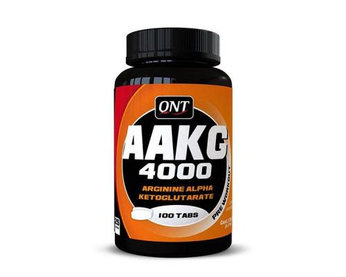 AAKG 4000 100 tabs QNT