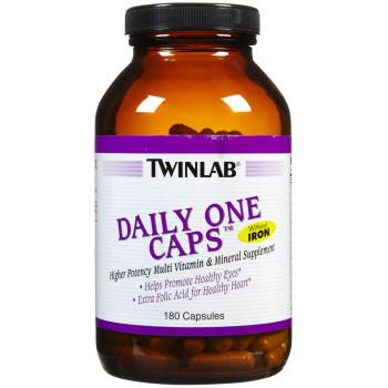 Daily One w/o iron w/floraglo 180caps Twinlab