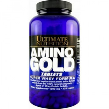 Amino gold 1500мг 325таб Ultimate