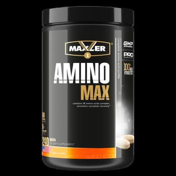 Amino Max Hydrolysate 240 tabs Maxler