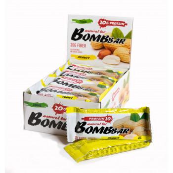 BombBar протеиновый батончик 60г (срок годности 02-03.2020)