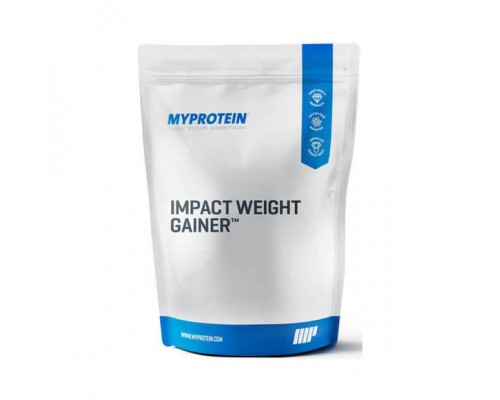 Impact Weight Gainer 2500г Myprotein