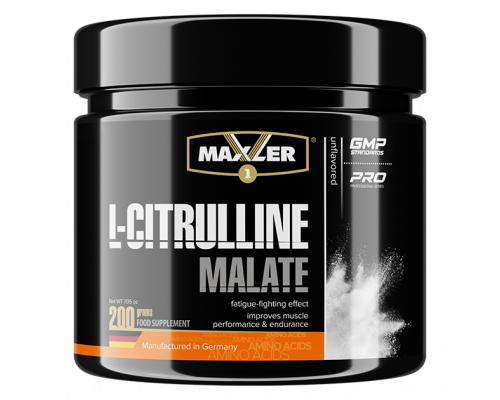 L-Citrulline Malate 200g Maxler