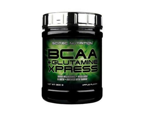 BCAA + Glutamine Xpress 300g Scitec