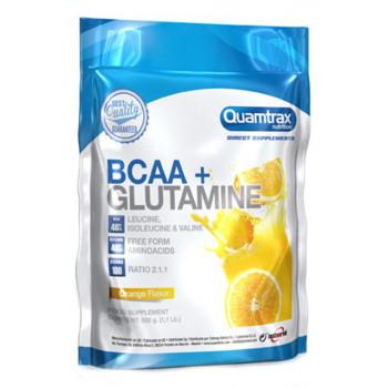 BCAA + Glutamine 500 г Quamtrax
