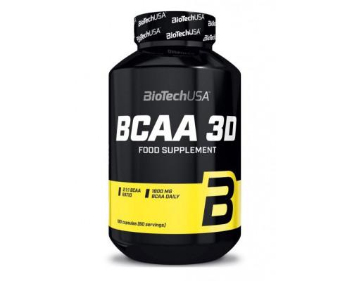 BCAA 3D 180 капс Biotech