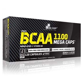 BCAA Mega Caps 120caps Olimp