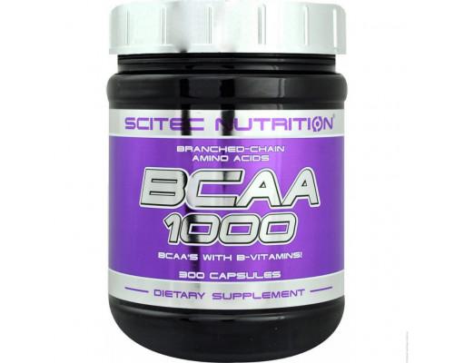 BCAA 1000 300caps Scitec