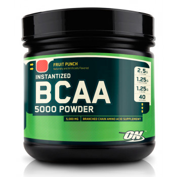 BCAA 5000 Powder (380г) ON