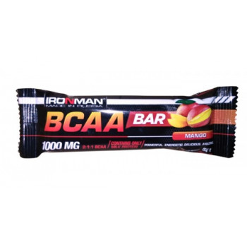 BCAA Bar 50г IRONMAN
