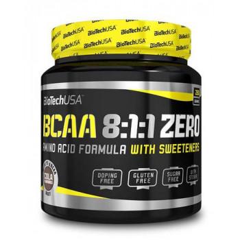 BCAA ZERO 8:1:1 250г Biotech
