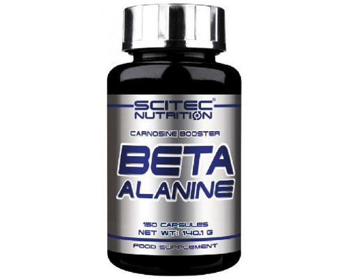 Beta Alanine 150caps Scitec