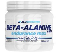 Beta Alanine Endurance Max 240caps All Nutrition