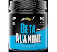 Beta-Alanine 200гр 50порц OptiMeal