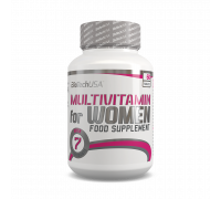 Multivitamin for Women 60 tabs (Women's Performance) BioTech
