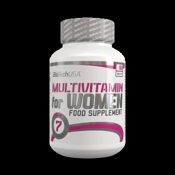 Multivitamin for Women 60 tabs (Women's Performance) BioTech