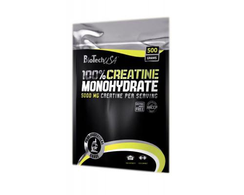 Creatine Monohydrate 500 g bag BioTech
