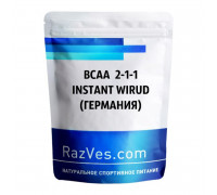 BCAA Instant 2:1:1 500г Wirud