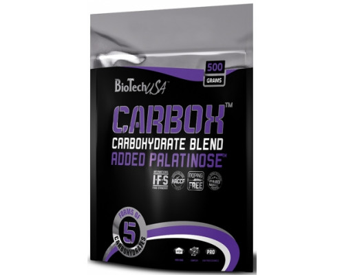 Carbox 500g bag BioTech