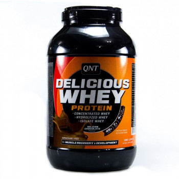 Delicious Whey Protein 2200g QNT