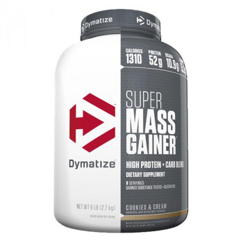 SUPER MASS GAINER 2730гр Dymatize