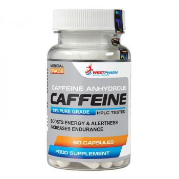 Caffeine 60 капс/100мг WestPharm