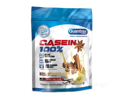 100% Casein 500 г Quamtrax
