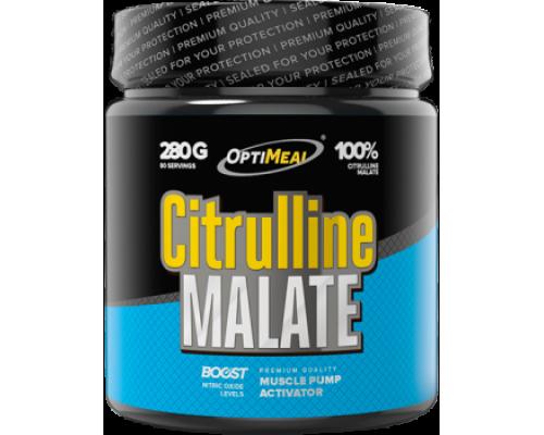 Citrulline Malate 280гр 80порц OptiMeal