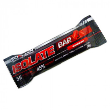 Isolate Bar 50г IRONMAN