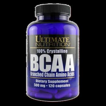 BCAA 500mg 120кап Ultimate