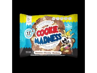 Поступление Cookie Madness протеиновое печенье