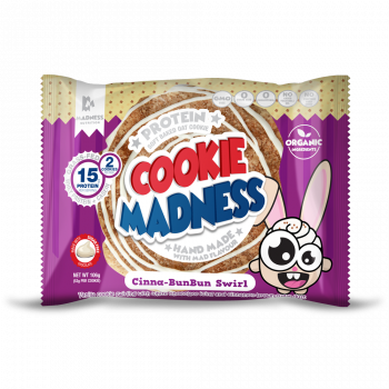 Протеиновое Печенье Cookie Madness 2 шт 106 гр