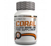 Coral Calcium Magnesium 100 tabl Biotech