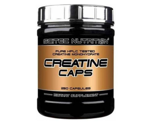 Creatine 250caps SciTec