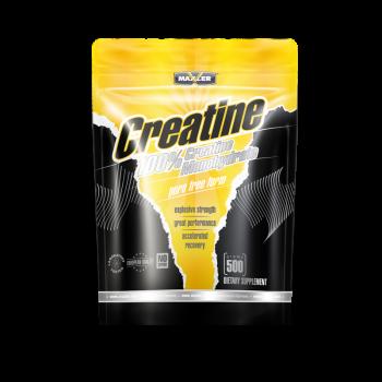 Creatine 500g пакет Maxler