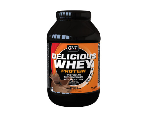 Delicious Whey Protein 908г QNT