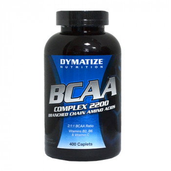 BCAA Complex 2200 400таб Dymatize