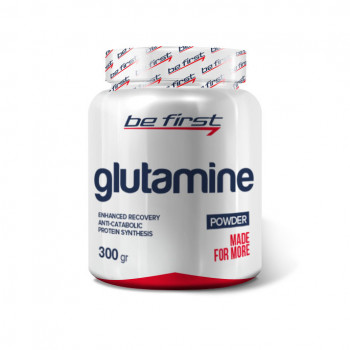 Glutamine powder 300г Be First