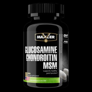 Glucosamine Chondroitin MSM 90 tabs Maxler